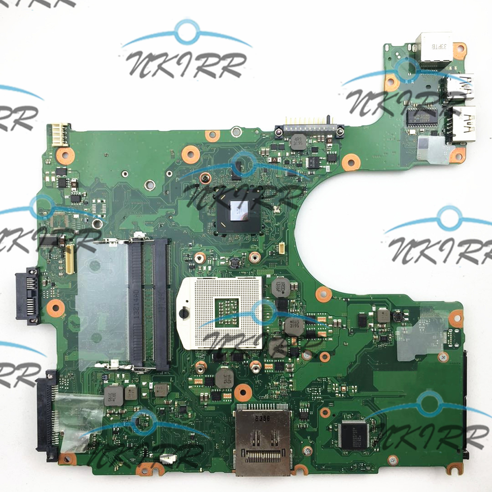 FHFLSY1 A5A003305010 DDR3 PGA989 HM76 MotherBoard for TOSHIBA B552 S850 laptop