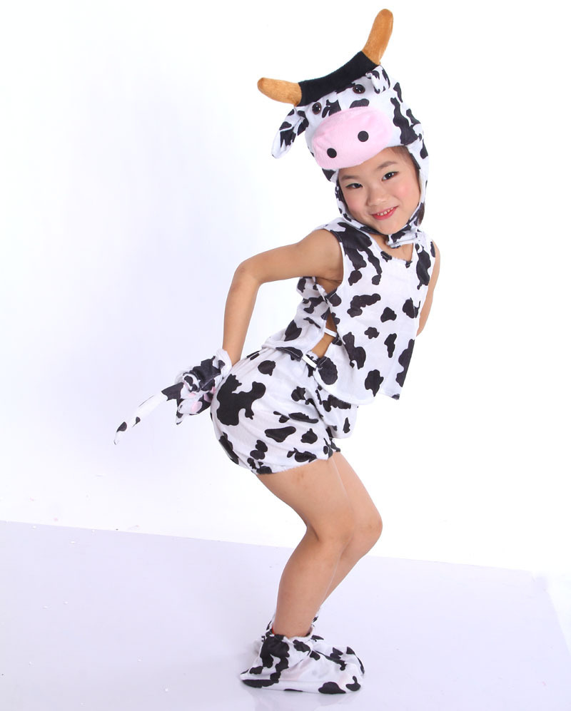 ... children animal pyjamas cosplay cow dinosaur elephant frog en costume warm sleepwear christmas costume for kids ...  sc 1 st  Best Kids Costumes & Cow Costume Kids - Best Kids Costumes