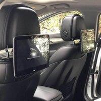 Новинка 2019 Автомобильная электроника ОС Android 6,0 Системы подголовник с монитор для Jaguar задние сиденья Развлечения Авто ТВ экраны