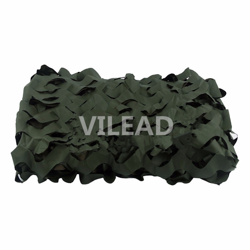 VILEAD 9 Colors 1.5x10M Protective Camouflage Netting Camo Net for Military Shelter Beach Tent Garden Tent Camping Shelter-in Sun Shelter from Sports & Entertainment    2