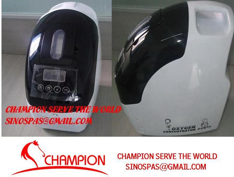 portable oxygen concentrator & oxygen maker device for for health or beauty,M2 model with car adaptor can be used in car