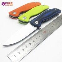 BMT Wild Boar F3 Tactical Folding Knife 30 EVO Blade G10 Handle Pocket Flipper Camping Outdoor