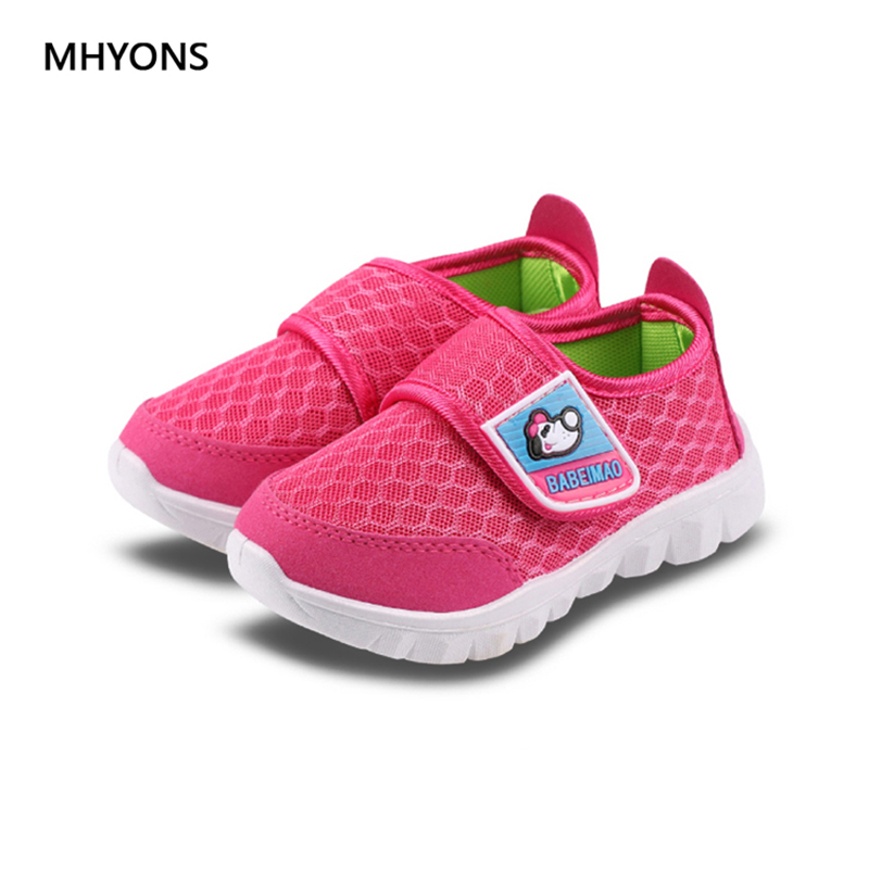 2019 Spring 1 To 6 Years Old Kids Shoes Baby Boys Girls Casual Sports Shoes Fashion Children's Sneakers Brand Running Shoes A889