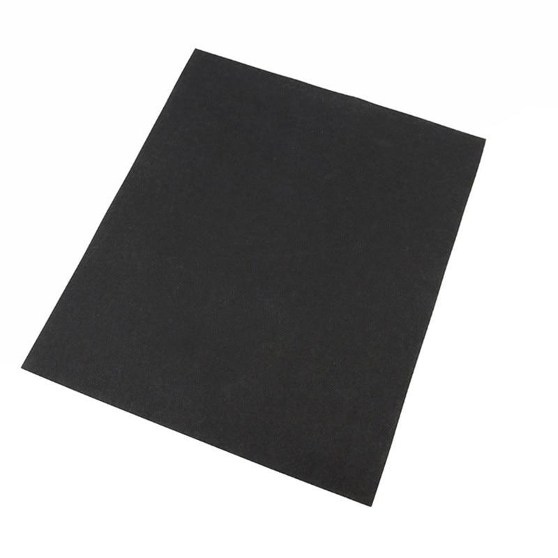 Image 4 - 5pcs Superfine Sandpaper Brushed Water Sanding Paper Polishing Grinding Tools Grit 60 80 120 240 1000 2000 Abrasive Paper-in Abrasive Tools from Tools