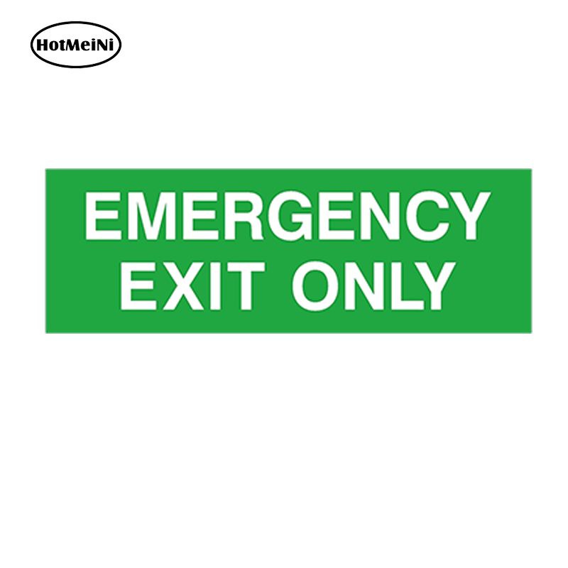 EXIT Warning-13