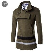 Popular Mens Military Wool Winter Coat-Buy Cheap Mens Military ...
