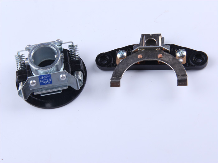 Free Shipping L19 302y 1 Heavy Duty Switch Board Centrifugal Piece 1phase 30a Clutch Water Pump Electric Motor