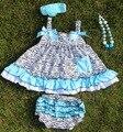 2016 девушка новорожденный одежда одежда наборы для детей девушки трепал зебры полосы качели вершины промах качели наряды качели платье