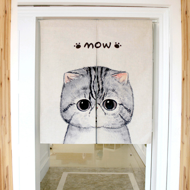 Online Whole Cat Kitchen Curtains From China