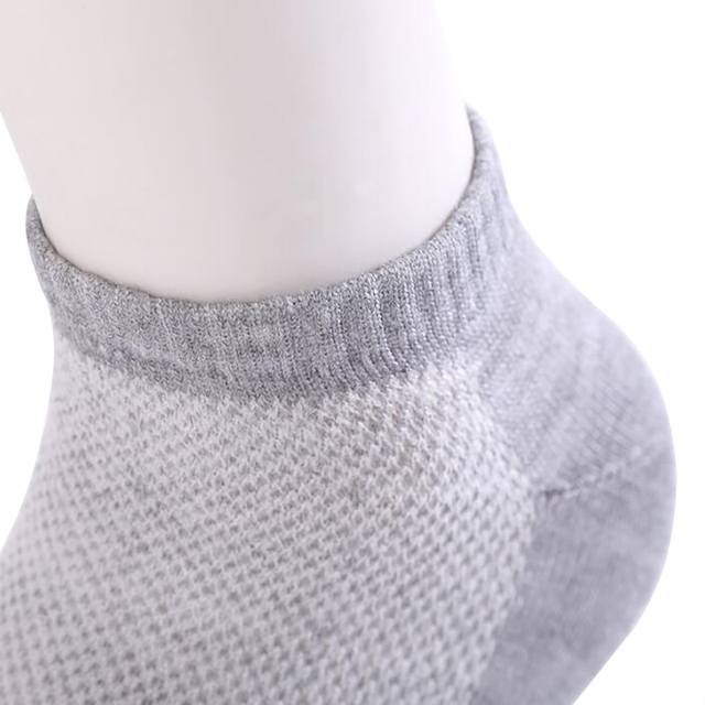Men's Casual Summer Style Breathable meshed socks 10pairs/lot