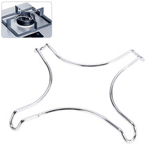 1pcs Gas Cooker Stand Trivet Stand Chrome Plated Metal Stove Top Coffee