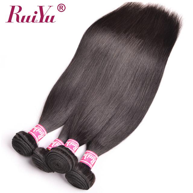 Brazilian Straight Hair Weave  10″-28″