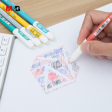 M&G 3pcs/lot kawaii erasable gel pens for school supplies writing quality colored office stationery cute cartoon ballpoint