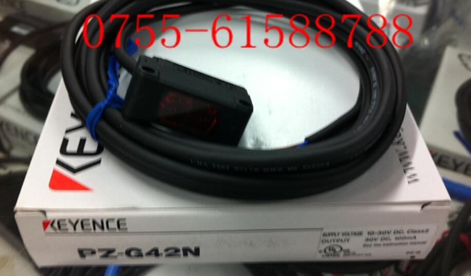 все цены на PZ-G42N KEYENCE  photoelectric sensor онлайн