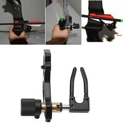 Łucznictwo strzałka odpoczynek zarówno dla łuku refleksyjnego  jak i łuku złożonego i strzelania strzałkami