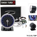 Tansky--DF Link Meter ADVANCE C2 Oil Temperature Gauge Blue TK-C2-OIL TEMP