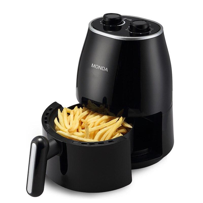 1230 W 1.5L Mini friteuse à Air sans fumée friteuse électrique complètement automatique frites Machine à frire four Intelligent