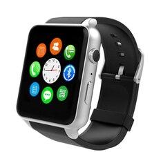 Heißer gt88 bluetooth smart watch herzfrequenz schrittzähler schlaf tracker reloj inteligente smartwatch für ios android ähnlichen kw18