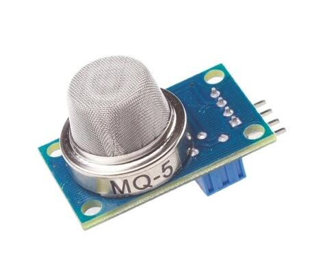 Free Shipping 10pcs MQ-5 Methane Natural Gas Sensor Shield Liquefied Electronic Detector ...