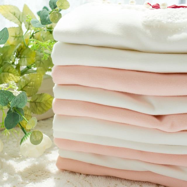 2017 Autumn Girls Turtleneck T-Shirt Cotton Children White Pink Shirts Baby Girls Clothing Long Sleeve Bottom Tops For Kids