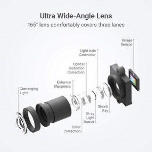 """Image 2 - יי חכם דאש מצלמה 2.7 """"מסך מלא HD 1080P 165 תואר רחב זווית רכב DVR מצלמת דאש עם G חיישן בינלאומי ראיית לילה"""