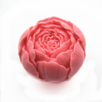 C608 rose chocolate mold die mold food silicone soaps