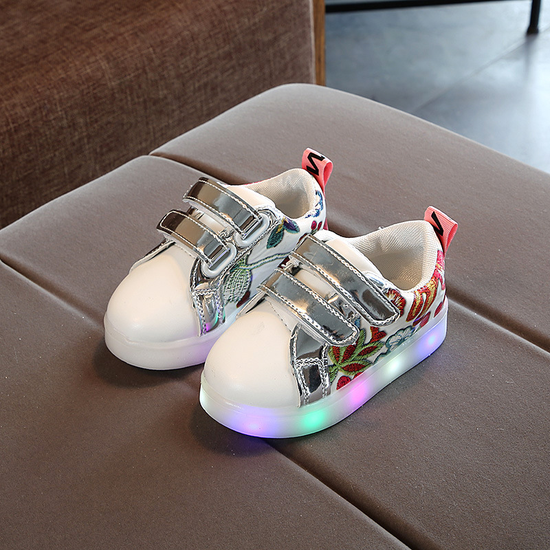 Jongen & meisje Led Kinderschoenen Lichtgevende sneakers voor meisjes - Kinderschoenen - Foto 2