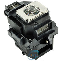 ELPLP54 V13H010L54 Bare Bulb Lamp With Housing For Epson Projector Model PowerLite S7 W7 S8