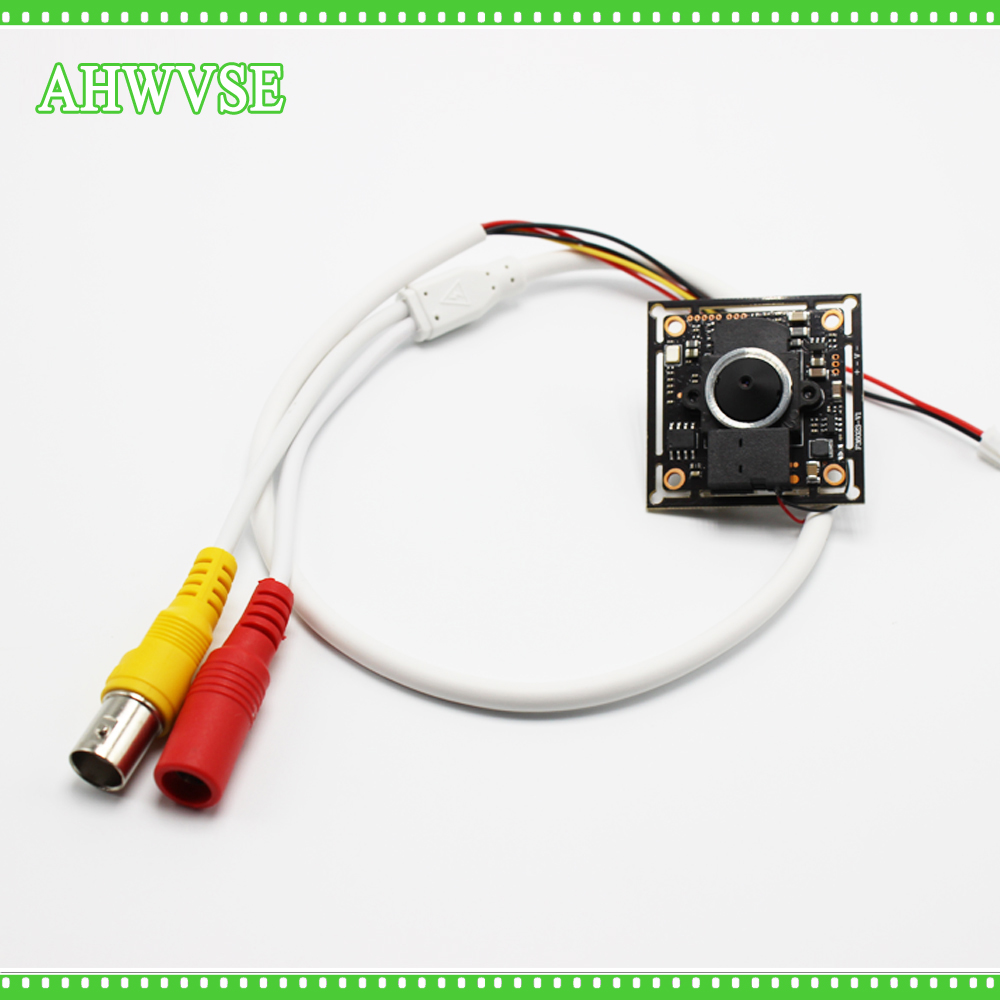 AHWVSE AHD 1080P 4MP 5MP IMX326 Camera Module Board AHDH Indoor CCTV Mini AHD Camera module with BNC Cable and 3.7 mm lens hkes 38pcs lot 1mp cctv ahd camera module with bnc port and 16mm lens