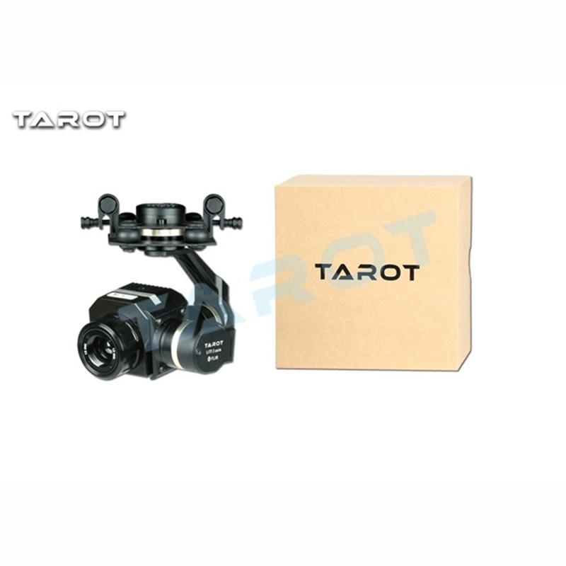 Tarot RC Metal 3 Axis Gimbal Efficient FLIR Thermal Imaging Camera CNC Gimbal TL03FLIR for Flir