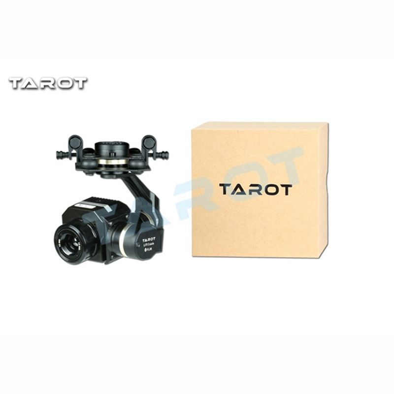 Tarot-RC Metal 3 Axis Gimbal Efficient FLIR Thermal Imaging Camera CNC Gimbal TL03FLIR for Flir VUE PRO 320 640PRO коробка для мушек snowbee easy vue competition medium