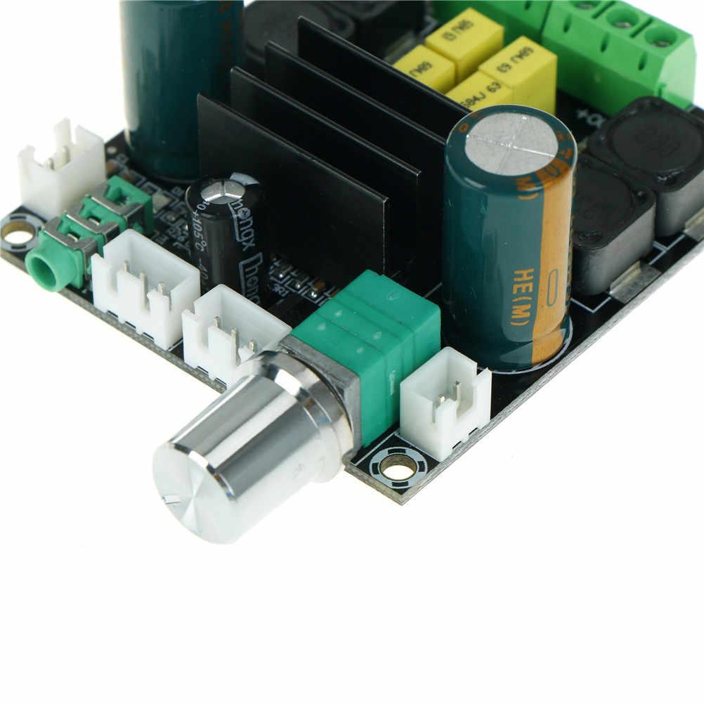 XH-M189 DC24V двухканальный стерео Мощность усилитель доска TPA3116 2*50 Вт High End цифровой Мощность усилитель доска D2 1 шт.