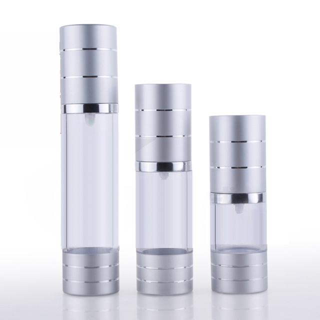 5ae69c45407f US $27.77 |10pcs 15ml Small Empty Foil Cap Pump Bottle Rotary Toner Perfume  Pressing Airless Container Refill Cosmetic Sample Bottles-in Refillable ...