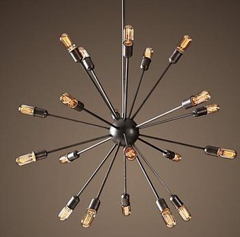 Loft Satellite Pendant Lights 12,16,18,20 /Industrial Light/Rustic/Lodge/Vintage/Retro/CountryLiving Room/Dining Room/Entry/Game