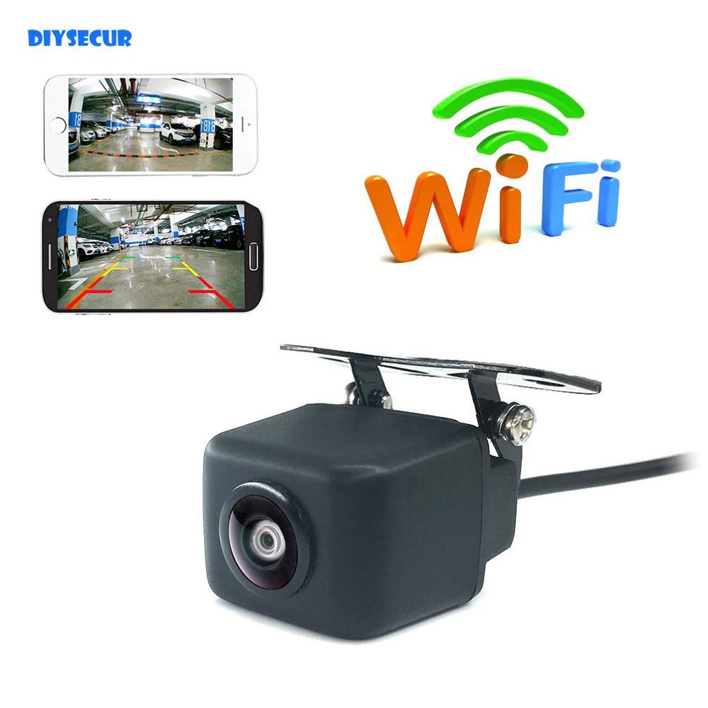 Caméra de recul sans fil WIFI caméra de recul caméra de recul caméra de Vision nocturne étoile Mini tachygraphe corporel pour iPhone et téléphone Android