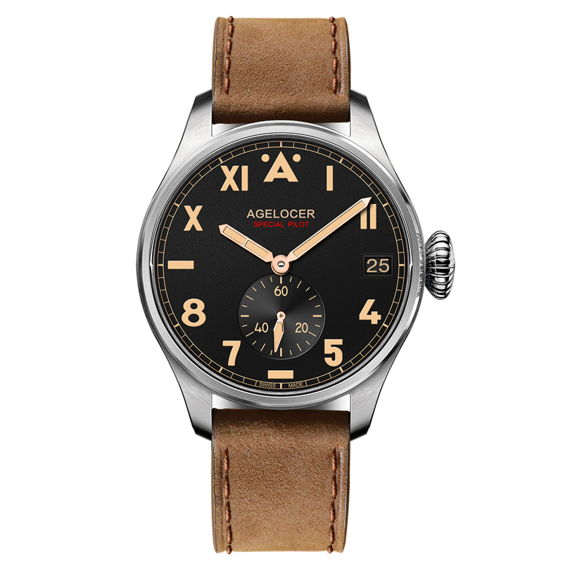 AGELCOER Designer Dress Watch Mens Automatic Mechanical Calendar Role Watches Blue Black Dial Male Leather Simple Wrist Watches AGELCOER Designer Dress Watch Mens Automatic Mechanical Calendar Role Watches Blue Black Dial Male Leather Simple Wrist Watches