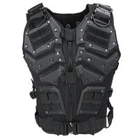 TF3 Special Forces 600D Nylon Tactical Vest Airsoft Body Armor for Man Outdoor Hunting Protective Vest Fit Height 170 185cm