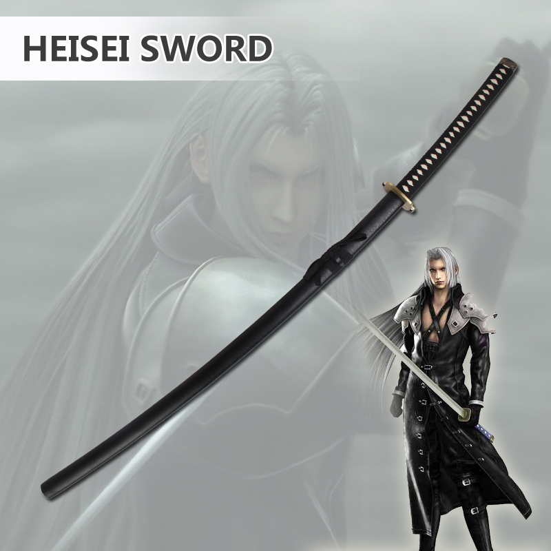 Cosplay Final Fantasy Sephiroth Sword Japanese Anime Game