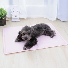 Pet Dog Cooling Mat Ice Pad Multi-functional Cooler Mats Gel Pad Dog Cat Cage Cushion Summer Keep Cool Pet Supplies(China)