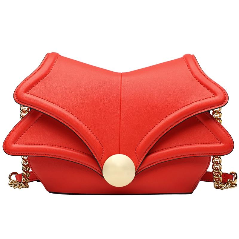 купить LIMITED! Luxury designed butterfly genuine leather bags for women shoulder bag Cross bolsos mujer de marca famosa 2018#CK102 по цене 4885.83 рублей