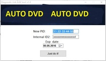 Detroit Diesel Диагностический Ссылка (DDDL) 8.06-3 уровнях keygen + программное обеспечение