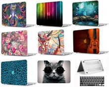 Laptop Tablet Notebook Shell Case Keyboard Cover Skin Bag For 13 15 New 2018 Release Macbook