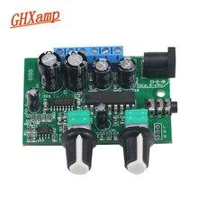 Ghxamp 2 1 Subwoofer Amplifier Audio board 6W 2 25W Mini Bass Amplifier HIFI YD1517P For