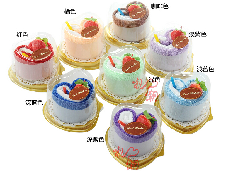 Aliexpress.com : Buy Free Shipping(6sets/lot),Cake Towels ...