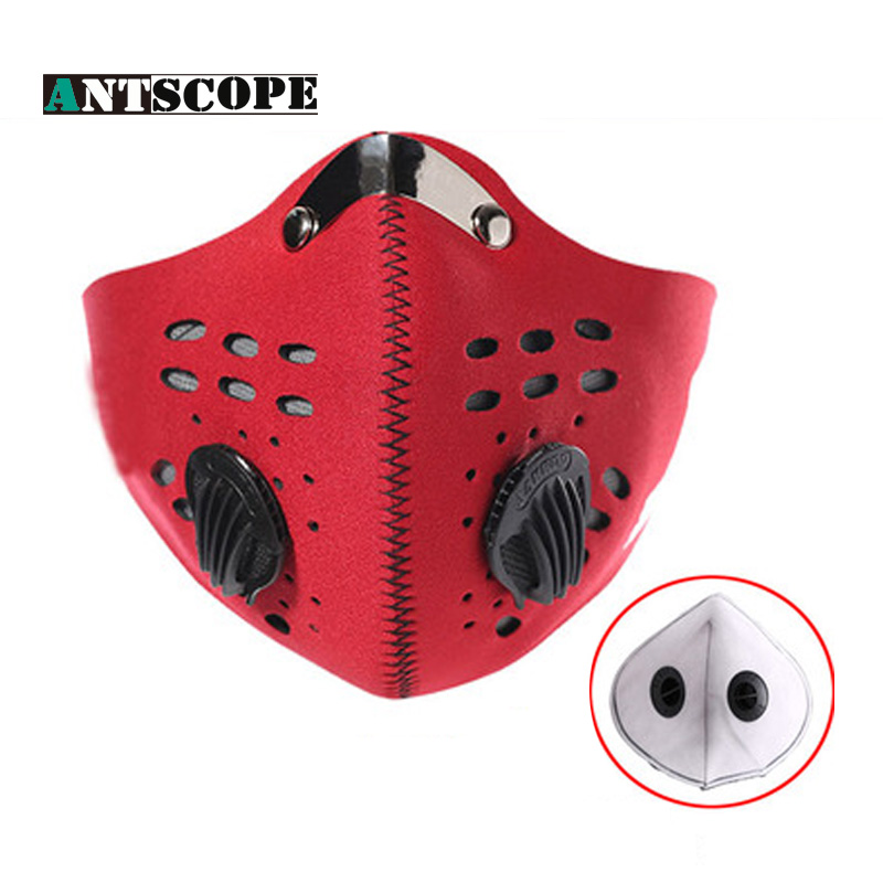 цена Anti-fog pm2.5 Activated Carbon Mask Dustproof Household Industrial Building Dust Mask And Dustproof Windproof Warm Bicycle Mask