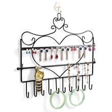 LAN LIN jewelry display shelf earrings display stand for jewelry earrings display frame earring organizer storage hot selling