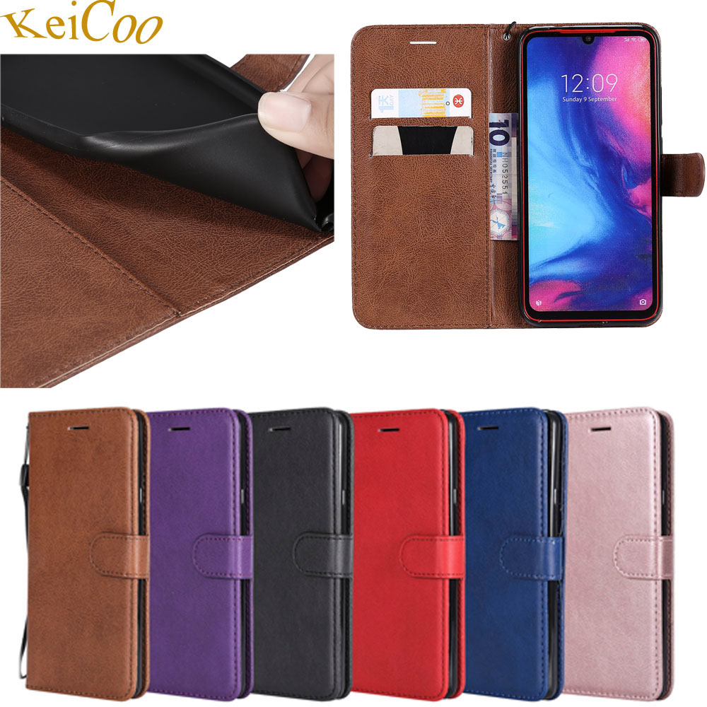 Luxury PU Leather Covers On For <font><b>Xiaomi</b></font> Redmi <font><b>Note</b></font> <font><b>7</b></font> 64GB 128GB Cases Magnet Wallet Pouch Cover For Redmi Note7 Book Flip Cases image
