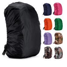 Portable Backpack Cover Waterproof Dust Rainproof Rain Cover Backpack Rucksack Bag for Travel Camping Outdoor Climbing Wholesale(China)