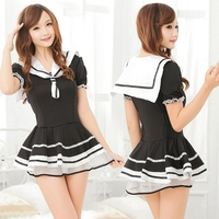 Halloween cosplay Sailor/student uniform set costumes JS-ARE0143