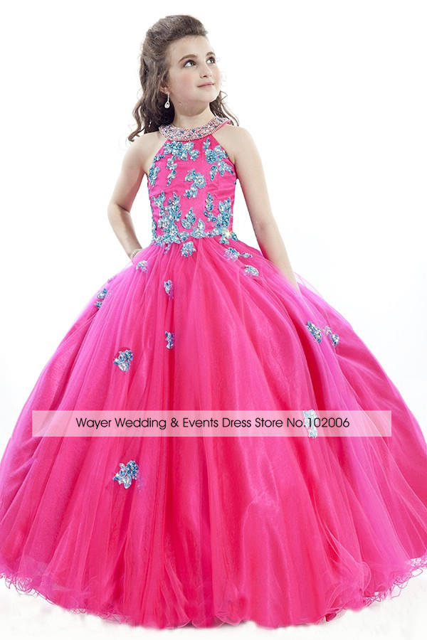 Aliexpress.com : Buy 2015Top Grade Celebrity Girls Pageant Dresses ...